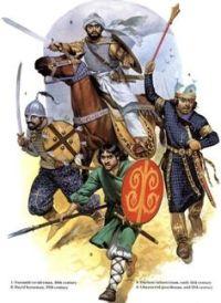 Khwarezmian mercenaries in the Ayyubid army