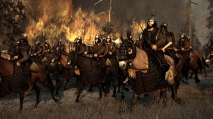 Attila's Hun army invades the Western Roman Empire