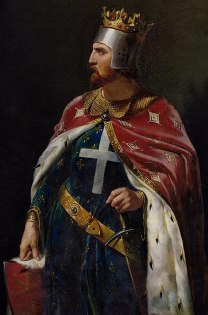 King Richard I the Lionheart of England (r. 1189-1199)