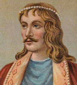 Cnut the Great, King of England, Denmark, and Norway (r. 1016-1035)