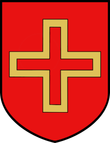 Crusader County of Tripoli seal, founded in 1109