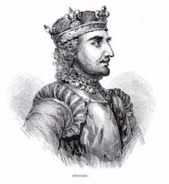 Stephen of Blois, King of England (r. 1135-1154)