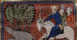 Death of John II in Cilicia, 1143