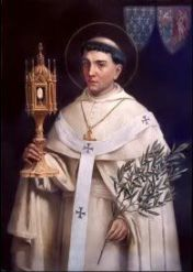 St. Norbert of Xanten (1075-1134), Bishop of Magdeberg and founder of the Premonstratensian Order in 1120