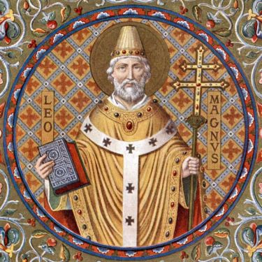 Pope St. Leo I the Great
