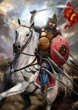 Seljuk Sultan of Rum Kilij Arslan II (r. 1156-1192)