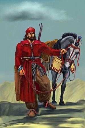 Yazdegerd III (r. 632-651), the final Sassanid king