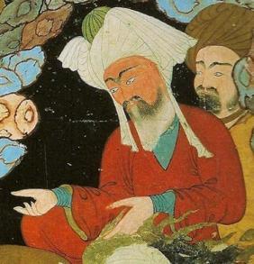 Abu Bakr, founder of the Rashidun Caliphate and first Caliph of Islam (632-634)
