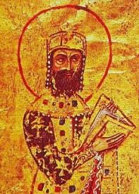 Byzantine emperor Alexios I Komnenos (r. 1081-1118)