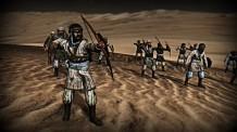 Lakhmid Arab archers