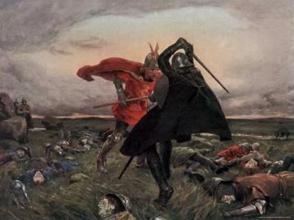 Battle of Camlann, 537