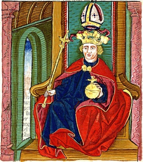 King Coloman of Hungary and Croatia (r. 1095-1116)