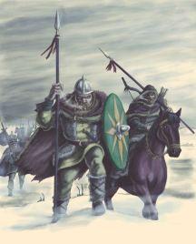 Vandals, Alans, and Suevi cross the Rhine, 406