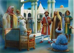 Saladin deposes the last Fatimid caliph in Cairo, 1171