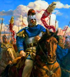 Gainas, Goth general in the Roman army