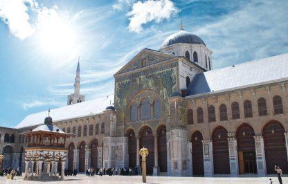 Damascus, Syria- capital of the Umayyad Caliphate