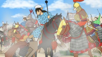 War of the Song Empire and Western Xia Empire, 11th century