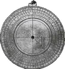 Astrolabe of Pope Sylvester II, 1003