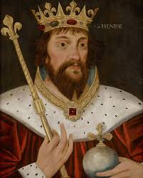 King Henry I of England (r. 1100-1135), son of William I the Conqueror