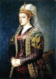 Zoe Palaiologina (1449-1503), wife of Ivan III and daughter of Thomas Palaiologos
