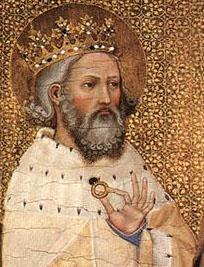 Edward the Confessor, King of Anglo-Saxon England (r. 1042-1066)