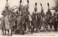 Kanem-Bornu warriors