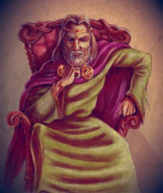 Vortigern, legendary 5th century British king