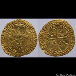 Piedfort coins, invented in 12th century France