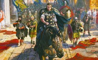 Alaric I enters Rome, 410