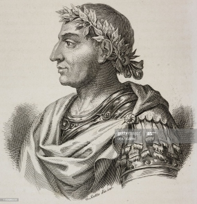 Ricimer, Germanic general in the Western Roman army (418-472)