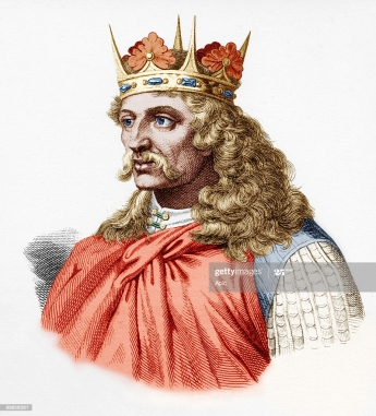 Vitiges, King of Ostrogoth Italy (r. 536-540)