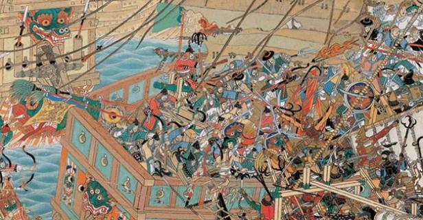 Battle of Baekgang, Tang and Silla victory, 663