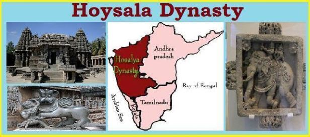 Hoysala Dynasty India and its architecture, formed in 1189