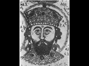 Byzantine emperor Alexios III Angelos (r. 1195-1203)