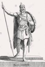 Emperor Isaac I Komnenos (r. 1057-1059)