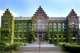 Lund University, Sweden, first established in 1185