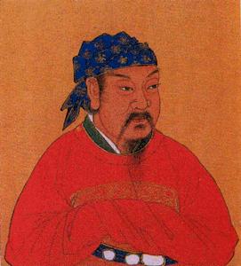 Emperor Wu (Liu Yu), First Liu Song emperor of China (r. 420-422)