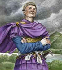 Magnus Maximus, Roman usurper in the west (r. 383-388)