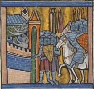 1st Crusade Siege of Nicaea, 1097