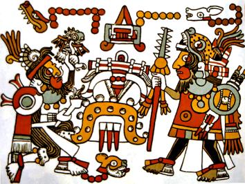 Mixtec Civilization of Mexico art, 11th century