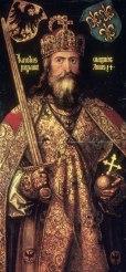 Emperor of the Franks Charlemagne (r. 800-814)
