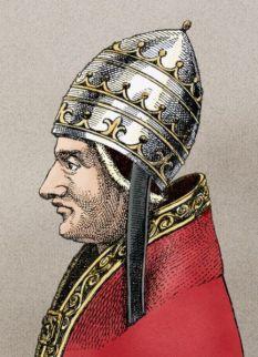 Pope Innocent III (1198-1216)