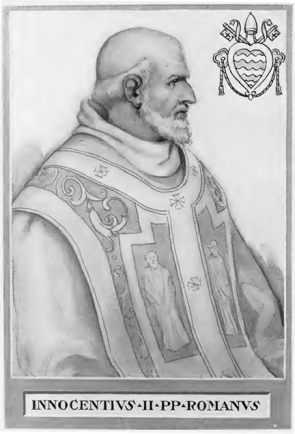 Pope Innocent II (1130-1143)
