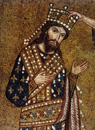 Roger II, Norman King of Sicily (r. 1130-1154)