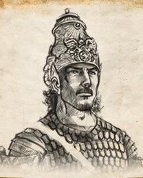 King Purnavarman of Tarumanagara, Indonesia (r. 395-434)