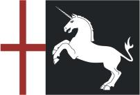 Flag of David the Builder's Georgian Kingdom