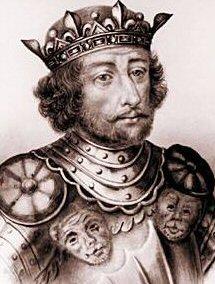Robert Courtenay, Latin emperor (r. 1221-1228), son of Peter and Yolande
