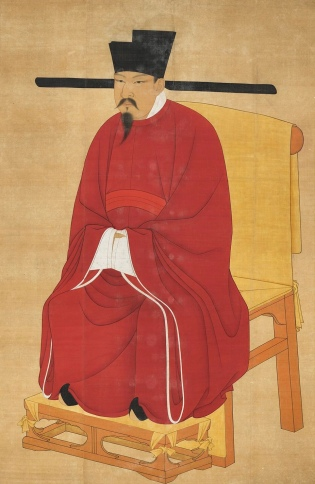 Emperor Shenzong of Song (r. 1067-1085)