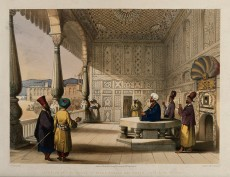 Court of the Sultan of the Ghurid Empire