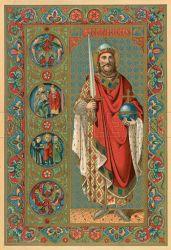St. Henry II, Holy Roman emperor (r. 1014-1024)